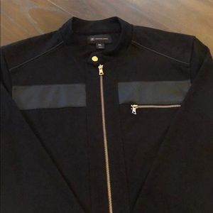 INC International Concepts Jackets & Coats - Awesome INC Black Jacket XL Excellent Condition LN
